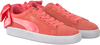 PUMA LAGE SNEAKER SUEDE BOW JR - small