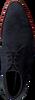 Blauwe FLORIS VAN BOMMEL Nette schoenen 20109  - small