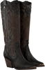Zwarte NOTRE-V Hoge laarzen AI379  - small