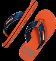 Oranje VINGINO Teenslippers JAX  - medium