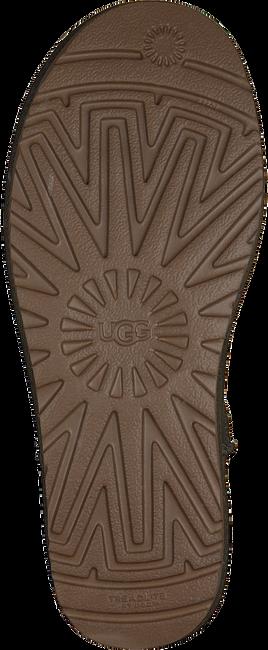 Groene UGG Vachtlaarzen CLASSIC MINI II  - large