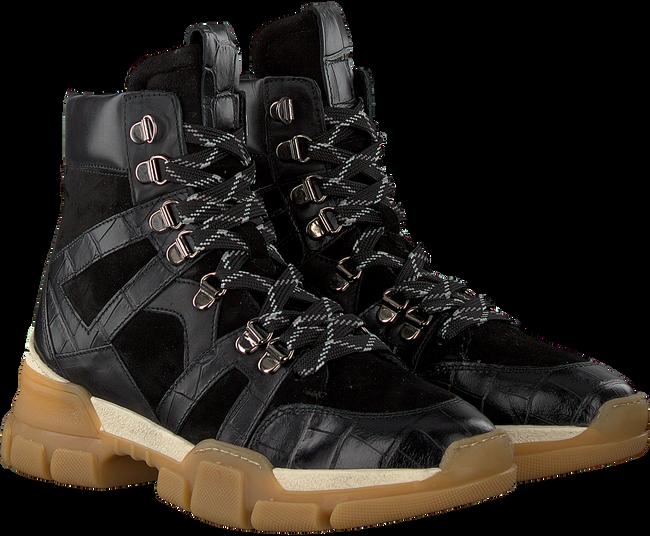 Zwarte MARIPE Sneakers 29452  - large