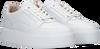 Witte NUBIKK Lage sneakers ELISE BLOOM  - small