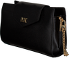 Zwarte MICHAEL KORS Clutch CROSSB MD CNV XBODY CLUTCH - small