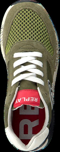 Groene REPLAY Sneakers MARRS  - large