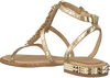 Gouden ASH Sandalen PIXEL - small