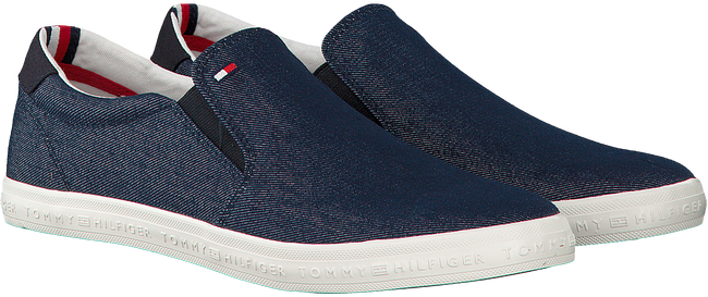 TOMMY HILFIGER SLIP ON SNEAKERS ESSENTIAL SLIP ON SNEAKER - large