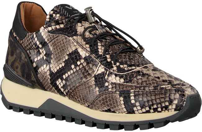 Beige VIA VAI Sneakers LYNN  - large