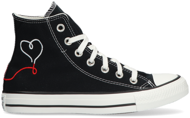 zwarte converse hoge sneaker chuck taylor all star hi
