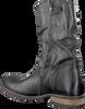 Zwarte GIGA Lange laarzen 6541  - small