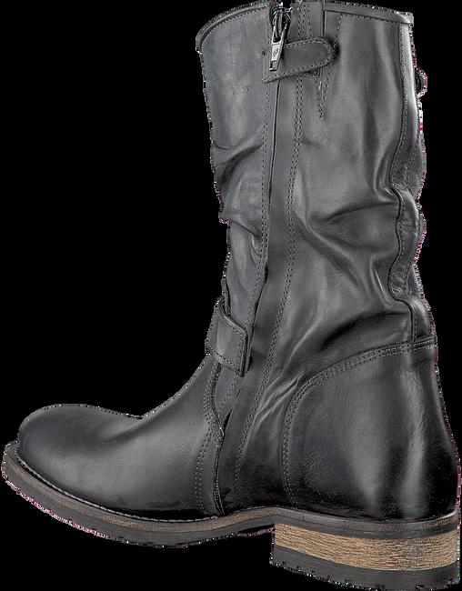 Zwarte GIGA Lange laarzen 6541  - large