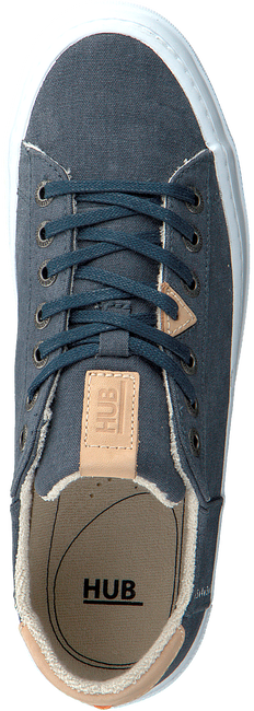 Blauwe HUB Sneakers HOOK-W - large