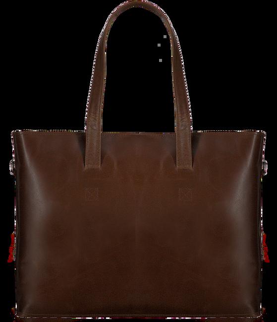 Bruine MYOMY Handtas MY PAPER BAG WRAPPED WORKBAG  - large