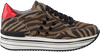 Taupe OMODA Sneakers LEANSTUD SNEAKER - small