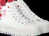 Witte GUESS Hoge sneaker BOKAN  - small
