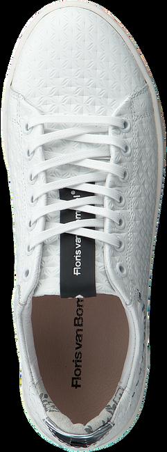 Witte FLORIS VAN BOMMEL Sneakers 85251  - large