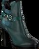 Groene FLORIS VAN BOMMEL Enkellaarsjes 85609  - small