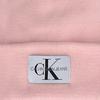 Roze CALVIN KLEIN  Muts J MONOGRAM BEANIE W - small