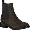 Groene VIA VAI Chelsea boots 4902054-01 - small