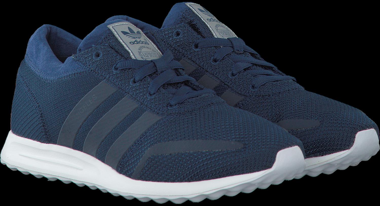 Adidas Omoda Angeles nl Blauwe Los Sneakers eEWY2IDH9