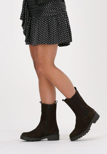 Bruine OMODA Chelsea boots LPBOND-07A  - large