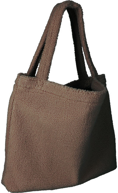 Bruine STUDIO NOOS Shopper CHUNKY TEDDY MOM-BAG  - large