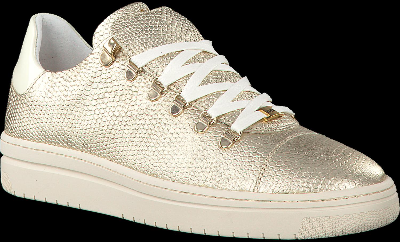 Chaussures De Sport D'or Nubikk Yeye Lézard Femme Vgdrl6cv2