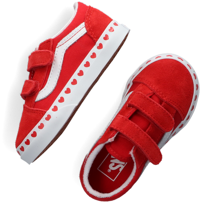 Rode VANS Lage sneakers TD OLD SKOOL V  - large
