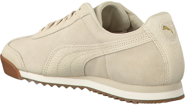 Beige PUMA Sneakers ROMA NATURAL WARMTH  - large