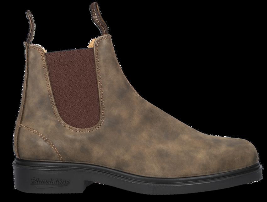 Bruine BLUNDSTONE Chelsea boots DRESS BOOT HEREN  - larger