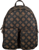 Bruine GUESS Handtas UTILITY VIBE BACKPACK  - small