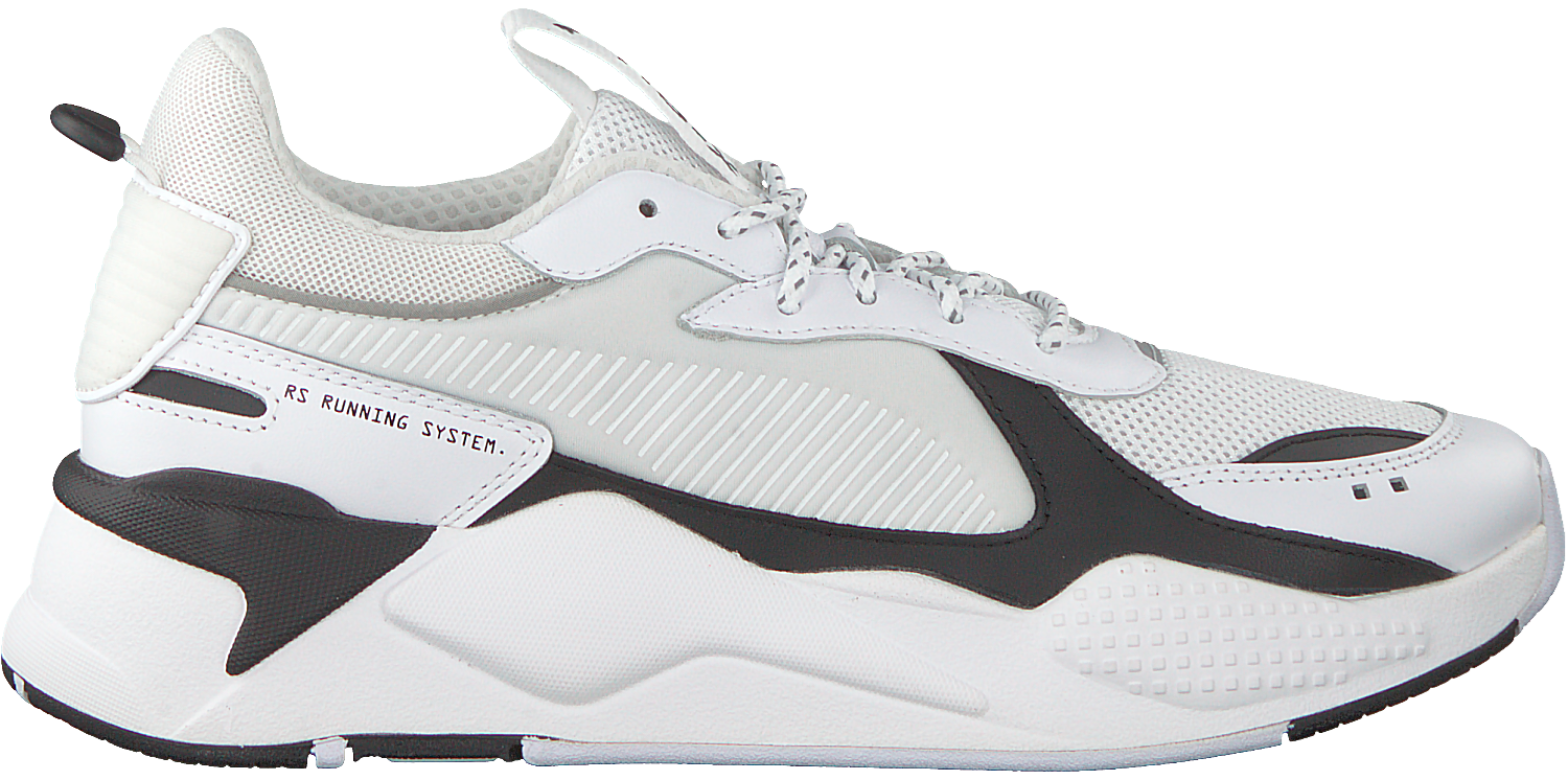 Witte PUMA Sneakers RS-X CORE | Omoda