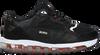 Zwarte BJORN BORG Lage sneakers X500 DCA K  - small