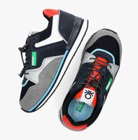 Blauwe BENETTON Lage sneakers SNUG MX  - medium