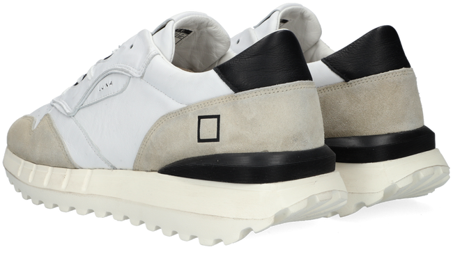 Witte D.A.T.E Lage sneakers LUNA  - large