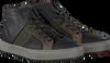Zwarte BJORN BORG Sneakers BOB MID CTR M  - small