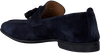 Blauwe MAZZELTOV Loafers 5134  - small