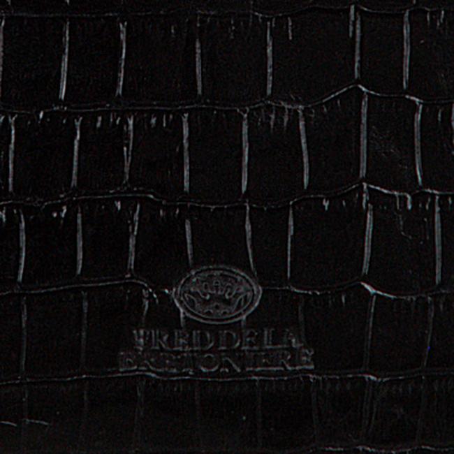 Zwarte FRED DE LA BRETONIERE Schoudertas 263010019  - large