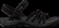 Zwarte TEVA Sandalen W ELZADA SANDAL  - medium