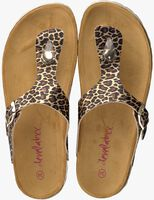 Gouden DEVELAB Slippers 48202 - medium