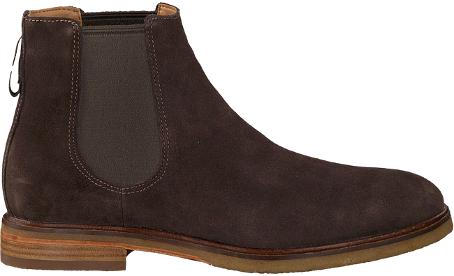 Bruine CLARKS Chelsea boots CLARKDALE GOBI HEREN - large