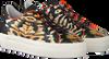 Oranje FLORIS VAN BOMMEL Lage sneakers 85297  - small