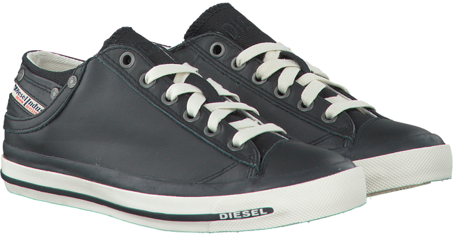 Zwarte DIESEL Sneakers MAGNETE EXPOSURE IV LOW W  - large