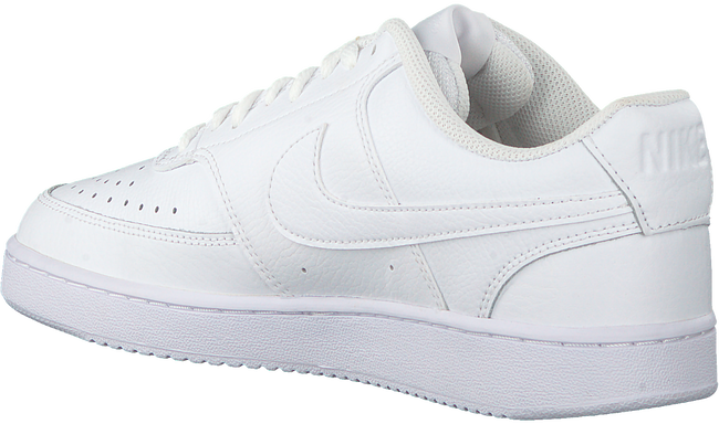 Witte NIKE Lage sneakers COURT VISION LOW  - large