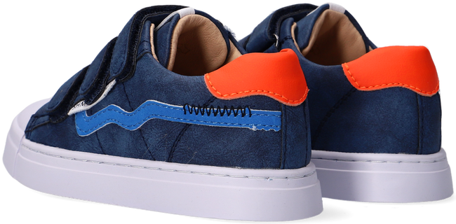 Blauwe SHOESME Lage sneakers SH21S009 - large