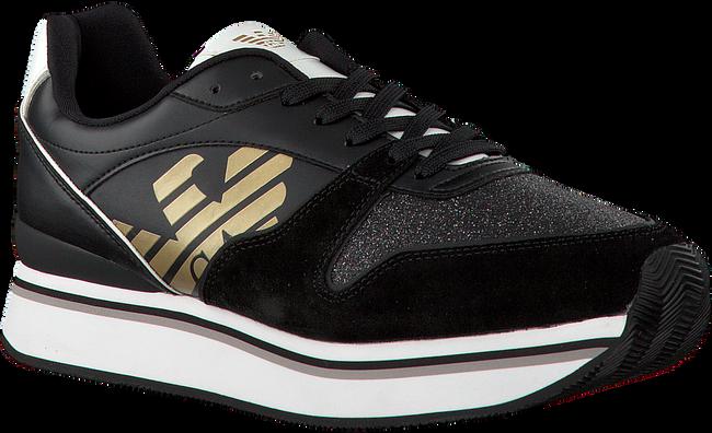 Zwarte EMPORIO ARMANI Sneakers X3X046  - large