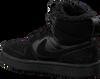Zwarte NIKE Hoge sneaker COURT BOROUGH MID KIDS  - small