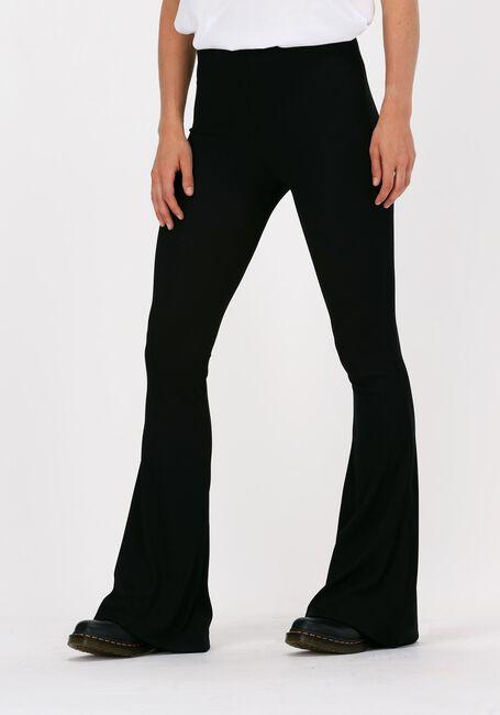 Zwarte CATWALK JUNKIE Flared broek TR PARTY PANTS - large