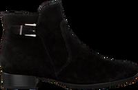 Zwarte GABOR Enkellaarsjes 714  - medium