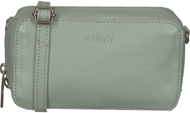 Groene MYOMY Schoudertas MY BOXY BAG CAMERA  - large